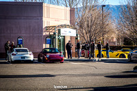 Cars and Coffee Albuquerque NM January 2017