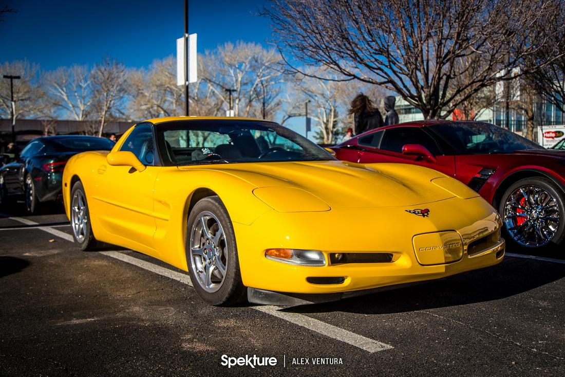 Cars And Coffee Albuquerque, NM